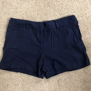 Ann Taylor Fabric Shorts